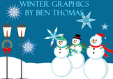 Winter Graphics (For Commercial Use)