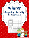 Winter Graphing Activity (Picture Graph)