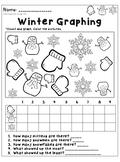 Winter Graphing Freebie