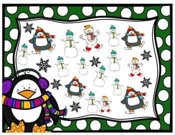 Winter Graphing-French