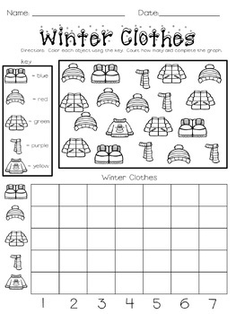Winter Graphing Fun