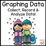 Winter Math Graphing Data Pack