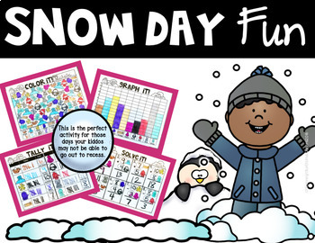 Winter Graphing and Data