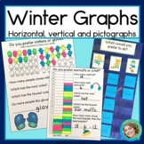 Winter Graphs: Horizontal, Vertical and Pictographs for Winter