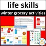 Winter Grocery Activities