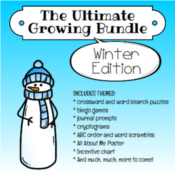 Winter Growing Bundle