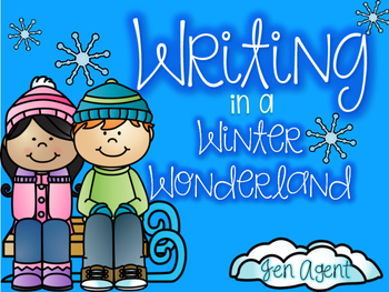 Winter Handwriting