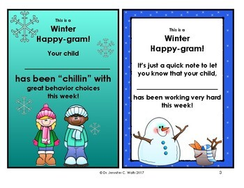 Winter Happy-Grams