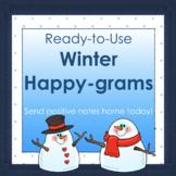 Winter Happy-Grams