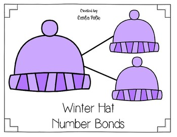 Winter Hat Number Bonds