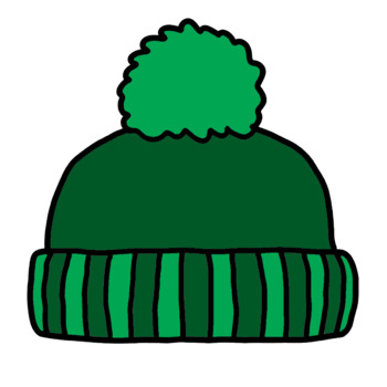 Winter Hats Clip Art - 62 Images