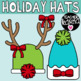 Winter Hats Clipart