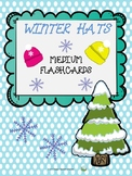 Winter Clothes - Hats Flashcards