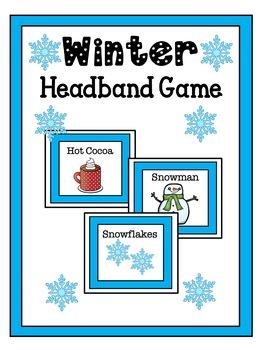Winter Headband Game