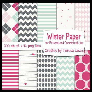 Winter (Heart) Paper 2015