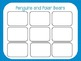Winter High Frequency Word Review Games