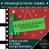 Winter Holiday Activity Pack - A Charlie Brown Christmas Follow-Along Guide