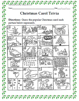 A Christmas Carol Worksheets and Literature Unit