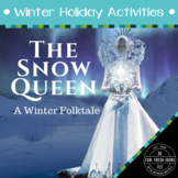 Winter Holiday Activity Pack - The Snow Queen Activities