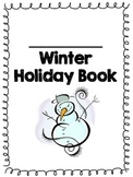 Winter Holiday Book Kwanzaa Hanukkah Christmas New Years