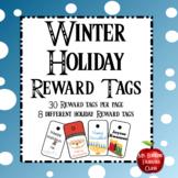 Winter Holiday Brag Tags - Christmas Hanukkah Kwanzaa