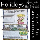 Winter Holiday Celebrations Around the World Differentiated Reading