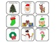 Winter Holiday:  Christmas Literacy: Interactive Book; Spe
