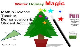 Winter Holiday (Christmas) Magic