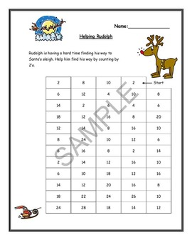 """""""Winter Holiday"""" Common Core Aligned Math and Literacy Unit - SMARTBOARD EDITION"""