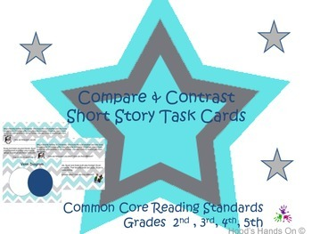 Compare & Contrast Task Cards
