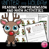 Winter and Holiday ELA and Math Activities