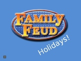 Winter Holiday Family Feud