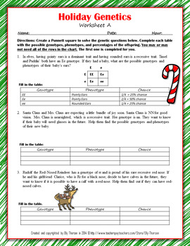 Winter Holiday Genotype and Phenotype Pun t Square Differentiated further  further 15 Awesome Biology Karyotype Worksheet Answers Key   Valentines Day likewise Ge ic cross worksheet  Genotype   Phenotype  by elevateeducation furthermore WORKSHEET PATTERNS OF HEREDITY further MGI worksheet answers   PDF Archive additionally PUN T SQUARE CHEAT SHEET further Genotype And Phenotype Worksheet Worksheets Tutsstar  Ge ic additionally IA2  Pun t Square Worksheet  Characteristics furthermore Mendel's Laws   Mendelian Ge ics   Wyzant Resources as well Blood Ge ics Worksheet Genotype Phenotype Picturesque furthermore Phenotype And Genotype Worksheet The best worksheets image likewise Genotype and Phenotype Worksheet Answers 66985 Oompah Loompa in addition Emoji Squares Worksheet Ge ics Phenotype Mendelian Pun t Square likewise  together with Worksheet  Genotype And Phenotype Brunokone Worksheet     In plete. on genotype and phenotype worksheet answers