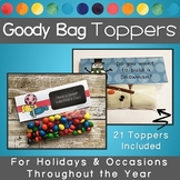 Goody Bag Toppers