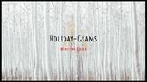 Winter Holiday-Grams