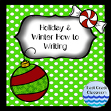 Winter & Holiday How to Writing