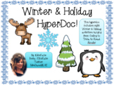 Winter Holiday HyperDoc!