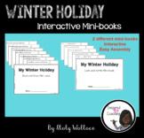 Winter Holiday Interactive Mini-books