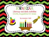 Winter Holiday: Kwanzaa Unit; Literacy and Math; Crafts; Autism; KDG; First;