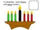 Winter Holiday: Kwanzaa Unit; Literacy and Math; Crafts; A