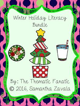 Winter Holiday Literacy Bundle