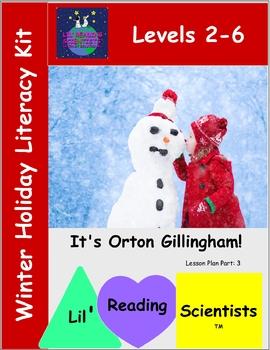 Holiday - Winter Literacy Kit (OG)