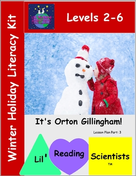Holiday - Winter Literacy Fun (OG)