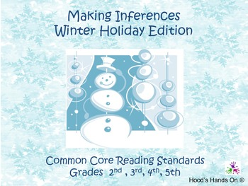 Winter Holiday Making Inferences