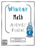 Winter & Holiday Math (Common Core Aligned)