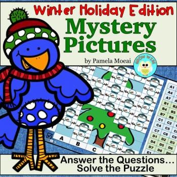 Winter Holiday Mystery Pictures