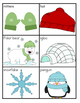 Parts of Speech Winter Holiday Read & Write the Room Noun