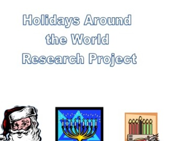 Winter Holiday Research Project