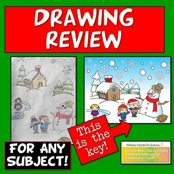 Winter Holiday Review: All Subjects