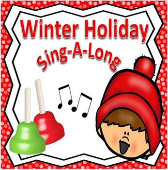 Winter Holiday Sing-A-Long {Power Point Slides}